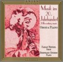 20th Century Music for Oboe and Piano