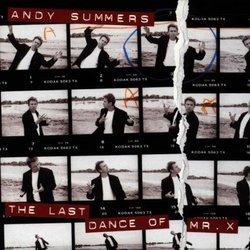 Last Dance of Mr X