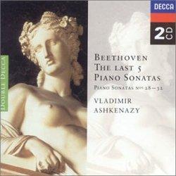 Piano Sonatas 28-32