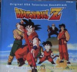 Dragon Ball Z: Original USA TV Soundtrack Recording
