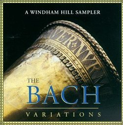 The Bach Variations: A Windham Hill Sampler