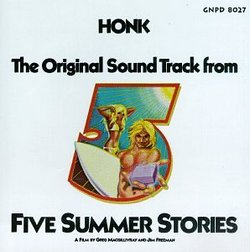 The Original Soundtrack From Five Summer Stories