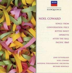 Noel Coward/Joan Sutherland: Songs from Operettas