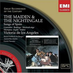 The Maiden and the Nightingale: Songs of Spain