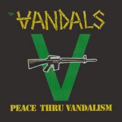 Pleace Thru Vandalisme