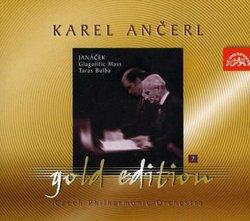 Ancerl Gold Edition 7: Janacek/Glagolitic Mass & Taras Bulba