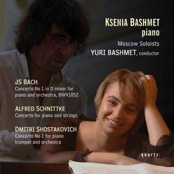 Ksenia Bashmet Plays Bach, Schnittke, Shostakovich