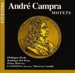 Andre Campra: Motets