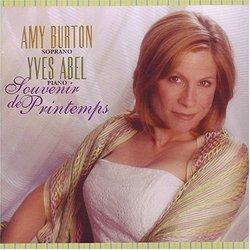Amy Burton - Souvenir de Printemps