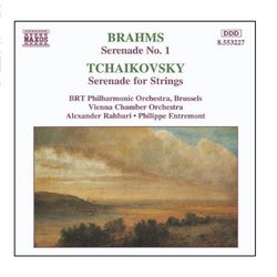 Brahms: Serenade No. 1 / Tchaikovsky: Serenade For Strings