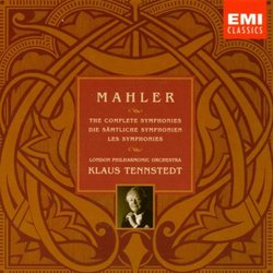 Mahler - The Complete Symphonies / LPO, Tennstedt