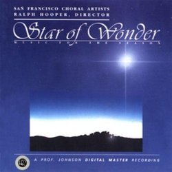 Star of Wonder, Music for the Season