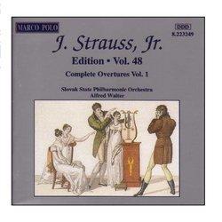 STRAUSS II, J.: Edition - Vol. 48