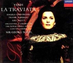 Verdi - La Traviata / Gheorghiu, Lopardo, Nucci, Covent Garden, Solti