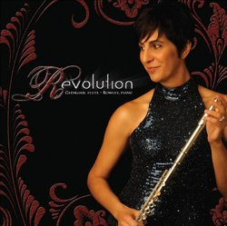 Revolution - featuring the University of Texas at Austin School of Music, Marianne Gedigian & Rick Rowley