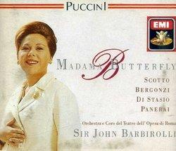 Puccini: Madama Butterfly - John Barbirolli