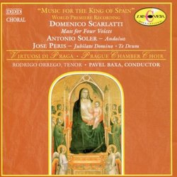 Music for the King of Spain