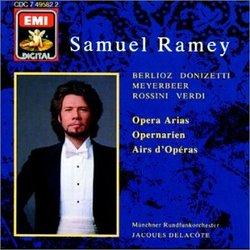 Samuel Ramey - Operatic Arias