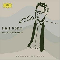 Karl Böhm Conducts Mozart and Strauss [Box Set]