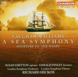 Vaughan Williams: A Sea Symphony [Hybrid SACD]