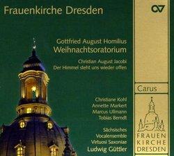 Gottfried August Homilius: Weihnachtsoratorium