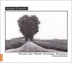Musique française: Ferroud, Lalo, Schmitt, Vieuxtemps, Tournemire (Box Set)