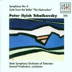 Tchaikovsky: Symphony No. 4; Nutcracker Suite