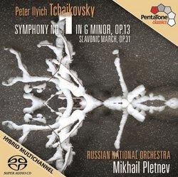 Symphony 1 & Slavonic March