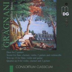 Filippo Gragnani: Chamber Music