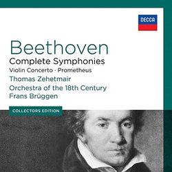 Coll Ed: Beethoven Complete Symphonies / Violin