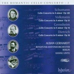 The Romantic Cello Concerto, Vol. 2