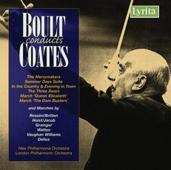 Boult Conducts Coates