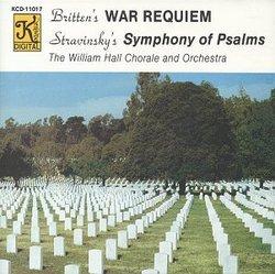 War Requiem / Symphony of Psalms