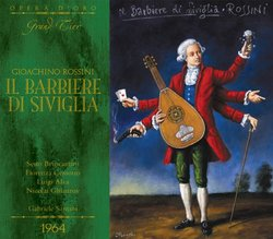 Gioachino Rossini: Il Barbier di Siviglia