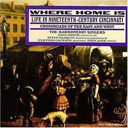 Where Home Is: Life in Nineteenth Century Cincinnati