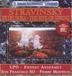Stravinsky: Petrushka; The Rite of Spring