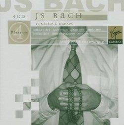 Bach: Cantatas & Masses