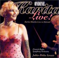 Karita Mattila Live in Helsinki
