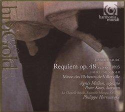 Faure: Requiem; Messe des Pêcheurs de Villerville