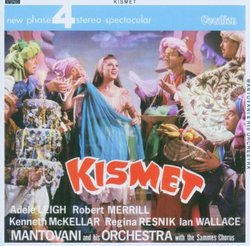 Kismet (1963 Studio Cast)