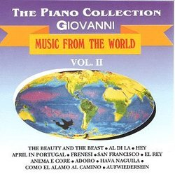 Music From the World 2 - Piano Collection