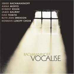 Rachmaninoff - Vocalise / Rachmaninoff, Moffo, Kissin, Galway, Tomita, Swenson, Asawa, Luboff Choir