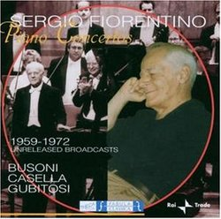 Piano Concerts: Unreleased Recordings 1959-1972