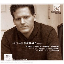 Michael Sheppard Plays American Piano Music