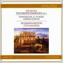"""Beethoven: Symphonies Nos. 4, 5, 9 """"Choral""""; Coriolan Overture"""
