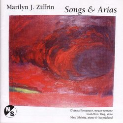 Ziffrin: Songs & Arias