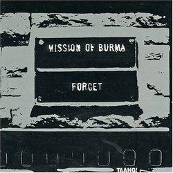 Forget Burma
