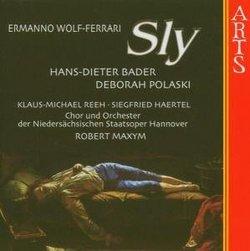 Ermanno Wolf-Ferrari: Sly