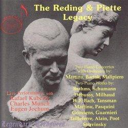 The Reding & Piette Legacy