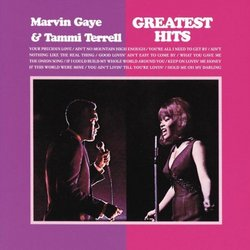 Marvin Gaye and Tammi Terrell: Greatest Hits